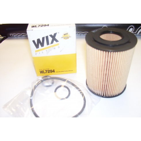 Wix Filters WL7294 Oil filter Vauxhall Astra/ Corsa C