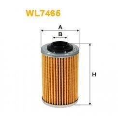 WL7465 Wix oil filter Vauxhall Insignia / Saab 9-3.
