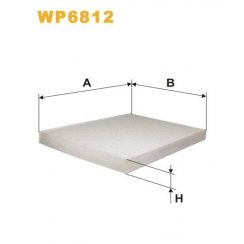 Wix Filters WP9162 Cabin Air Filter