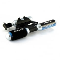 XLC C02 inflator with 3 CO2 Cannisters