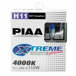 Xtreme white plus H11 headlight bulbs twin pack - Part number: H354E